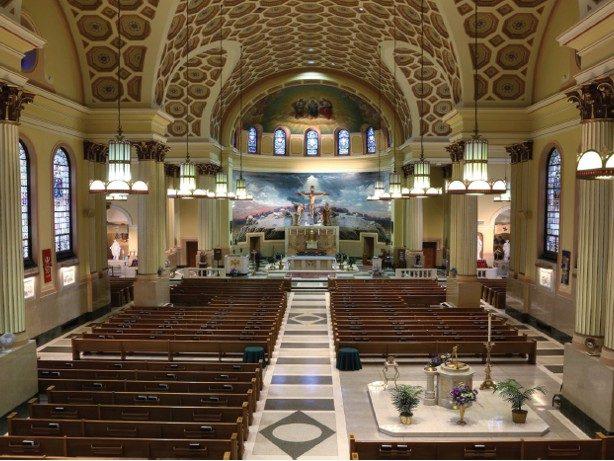 Saint Monica Parish | 2422 S  17th St  Philadelphia, PA 19145